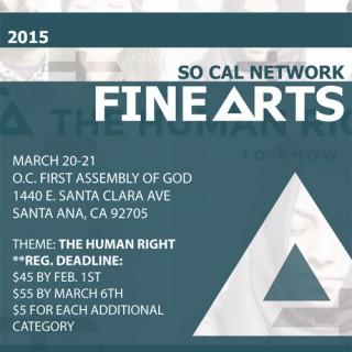 2015 Fine Arts