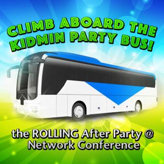 KidMin Party Bus