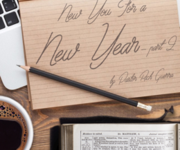 New You For A New Year – part 2
