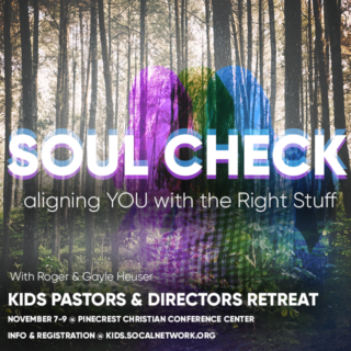 2019 KidMin Pastor's / Director's Retreat