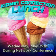 KidMin Connection Lunch