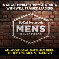 Extra Mens Training Date