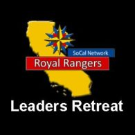 Royal Ranger Leaders Retreat