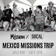 Mexico Missions Trip