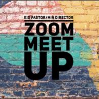 KidMin Zoom Meet Up
