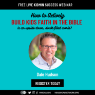 FREE KidMin Success Webinar
