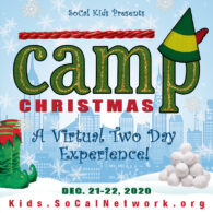 CAMP CHRISTMAS-A VIRTUAL 2-DAY EXPERIENCE