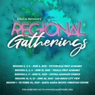 Regional Gatherings 2021